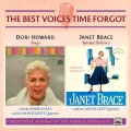 【2 IN 1CD THE BEST VOICES TIME FORGOT】CD DORI HOWARD / SINGS + JANET BRACE / SPECIAL DELIVERY