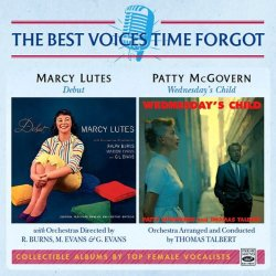 画像1: 【2 IN 1CD THE BEST VOICES TIME FORGOT】CD MARCY LUTES マーシー・ルーツ / DEBUT + PATTY MCGOVERN パティ・マクガバン / WEDNESDAY'S CHILD