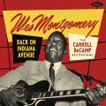 【RESONANCE】2枚組CD  WES MONTGOMERY  ウェス・モンゴメリー  /   BACK ON  INDIANA  AVENUE: THE  CARROLLl  DECAMP  RECORDINGS