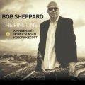 【CHALLENGE】CD BOB SHEPPARD ボブ・シェパード / THE FINE LINE