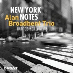 Alan Broadbent Trio / New York Notes