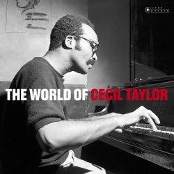 画像1: 【JAZZ IMAGES】180g重量盤限定LP (ダブルジャケット) Cecil Taylor セシル・テイラー / The World Of Cecil Taylor