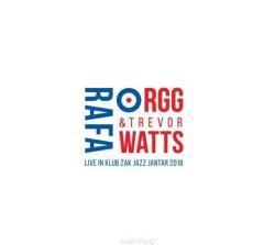 画像1: CD RGG & TREVOR WATTS / RAFA ; LIVE IN KLUB ZAK JAZZ JANTAR 2018