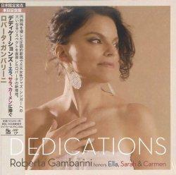 Roberta Gambarini / Dedications