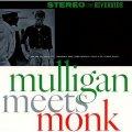 SHM-CD  GERRY MULLIGAN  ジェリー・マリガン  / MULLIGAN MEETS MONK + 4 マリガン・ミーツ・モンク + 4