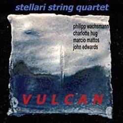 画像1: CD  STELLARI STRING QUARTET  /   VULCAN