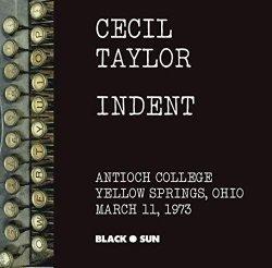 画像1: CD CECIL TAYLOR セシル・テイラー / INDENT