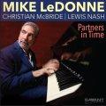 【SAVANT】CD Mike LeDonne マイク・ルドーン / Partners in Time  パートナーズ・イン・タイム