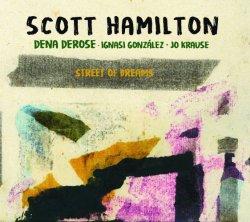 画像1: 【スペイン BLAU】CD Scott Hamilton Quartet スコット・ハミルトン / Street Of Dreams