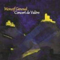 画像1: CD MONCEF GENOUD  モンセフ・ジュヌ /  Concert De Valere  ヴァレールの夜