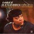 【FRESH SOUND】2枚組CD LOREZ ALEXANDRIA ロレツ・アレキサンドリア / On King 1957-1959 Plus Her 1954-1956 Blue Lake & Chess Recordings