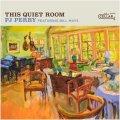 【CELLAR LIVE】CD PJ PERRY QUARTET feat. BILL MAYS PJ・ペリー ,ビル・メイズ / THIS QUIET ROOM