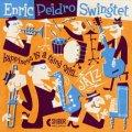 【レスター・ヤング〜スコット・ハミルトンの系譜を継承するテナーサックス奏者】CD Enric Peidro Swingtet / Happiness is a thing called...JAZZ!