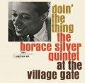 【BLUE NOTE LIVE LP SERIES PART 1】180G重量盤LP Horace Silver Quintet / Doin' The Thing