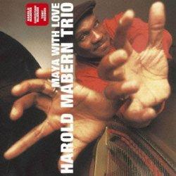 画像1: {DIWピアノトリオ復刻シリーズ・追悼 再発CD]   HAROLD MABERN ハロルド・メイバーン   /    MAYA WITH LOVE  マヤ・ウィズ・ラヴ