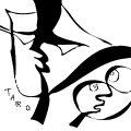 インティメイトな寛ぎや温もりに溢れつつ明快平易かつ渋〜く哀愁を歌い上げる粋筋デュオの謹製品 CD 土岐 英史 + 片倉 真由子 / AFTER DARK