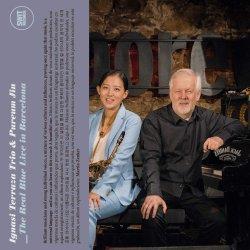 Ignasi Terraza Trio & Pureum Jin / The Real Blue Live in Barcelona