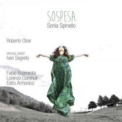 画像1: 【ABEAT】ステファノ・アメリオ録音 CD SONIA SPINELLO ソニア・スピネロ / SOSPESA