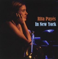 画像1: 【ヴィーナスレコード】CD   RITA PAYES  リタ・パイエス  / IN  NEW YORK   イン・ニューヨーク
