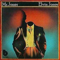画像1: 【Kevin Greyがオリジナル・テープからマスタリング】180g重量盤LP Elvin Jones エルヴィン・ジョーンズ/ Mr Jones