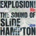 CD    SLIDE HAMPTON  スライド・ハンプトン /  EXPLOSION!  エクスプロージョン!ルテット