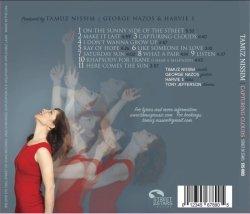 画像2: 【ギタートリオをバックに魅惑の歌声】CD Tamuz Nissim / Capturing Clouds
