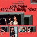 完全生産限定国内盤LP   FREEDOM UNITY  フリーダム・ユニティ /  SOMETHING サムシング