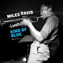 画像1: 【JAZZ IMAGES】見開き180g 重量盤限定LP Miles Davis マイルス・デイビス / Kind Of Blue