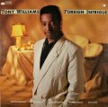 180g重量盤LP TONY WILLIAMS トニー・ウィリアムス / Foreign Intrigue