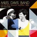CD MILES DAVIS,CHICK COREA マイルス・デイビス、チック・コリア / WIESEN,AT 7TH JULY 1984
