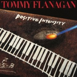 画像1: CD  TOMMY FLANAGAN トミー・フラナガン  /  白熱 POSITIVE INTENSITY