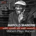 徹頭徹尾ストレートアヘッドでアーシー&ソウルフルなコク味もたっぷりの痛快娯楽活劇ハード・バップ大会、大豊作! CD HAROLD MABERN ハロルド・メイバーン / MABERN PLAYS MABERN