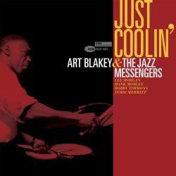 画像1: 【「モーニン」直後のブルーノート公式スタジオ録音、奇跡の発掘】CD Art Blakey & The Jazz Messengers (アート・ブレイキー & ジャズ・メッセンジャーズ) / JUST COOLIN' ジャスト・クーリン