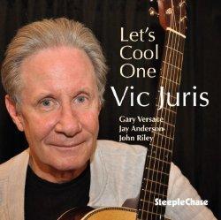 画像1: 【STEEPLECHASE】CD VIC JURIS ヴィック・ジュリス  / LET'S COOL ONE