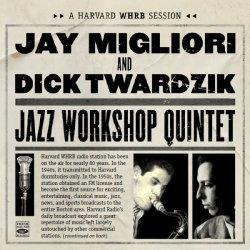画像1: 【FRESH SOUND】CD JAY MIGLIORI & DICK TWARDZIK ジェイ・ミグリオリ & ディック・ツワジック / A Harvard WHRB Session