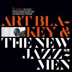 画像1: 〔送料込み価格設定商品〕180g重量盤LP (2000枚完全限定プレス) Art Blakey & The New Jazz Men / Live in Paris '65