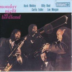 画像1: SHM-CD    LEE MORGAN,CURTIS FULLER  リー・モーガン、カーティス・フラー  /   MONDAY NIGHT AT BIRDLAND  マンディ・ナイト・アット・バードランド