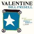 フレッシュ・スリリングでマイルド・ブルージーな全く独自の躍動的抒情世界が爽やかに活写されるさすがの熟成名演! CD BILL FRISELL ビル・フリゼール / VALENTINE