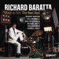 〔SAVANT〕ヴィンセント・ハリング参加 CD Richard Baratta リチャード・バラッタ / Music in Film: The Reel Deal