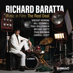 画像1: 〔SAVANT〕ヴィンセント・ハリング参加 CD Richard Baratta リチャード・バラッタ / Music in Film: The Reel Deal