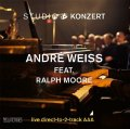 180g重量盤LP ANDRE WEIB (ANDRE WEISS) / STUDIO KONZERT (180G VINYL LIMITED EDITION)