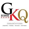 マイルド&ハートウォーミングな優しい歌謡性に満ち満ちたアメリカ伝統派ならではの洒脱デリシャス・ピアノ・プレイが爽快この上なし! CD GEORGE KAHN QUARTET ジョージ・カーン / DREAMCATCHER