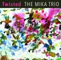 〔送料込み価格設定商品〕 クール・リリカルにして気さくでナイーヴな、優しく親しみやすい真心こもった軽妙小粋ヴォーカルがハートフルに座を和ませる快適編 CD THE MIKA TRIO ミカトリオ / TWISTED ツイステッド