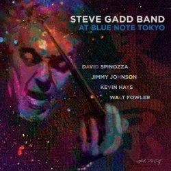 画像1: CD  STEVE GADD スティーヴ・ガッド  /   Live At Blue Note Tokyo 2019  アット・ブルーノート・トーキョー 2019