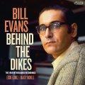 2枚組CD デリケート&テンダーな耽美的ロマンティシズムと激烈速攻ダイナミック・アクションの迫真スリルが交差するリリカル・インタープレイ派ピアノ・トリオの原点にして最高峰!1969蘭ライヴ!!! BILL EVANS ビル・エヴァンス / BEHIND THE DIKES - THE 1969 NETHERLANDS RECORDINGS