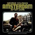 〔期間限定価格設定商品〕CD  GEORGE COLEMAN ジョージ・コールマン /  AMSTERDAM AFTER DARK