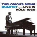 CD THELONIOUS MONK  QUARTET  セロニアス・モン・カルテット  /  LIVE IN KOLN 1969