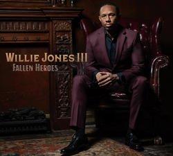 画像1: [WJ3][Van Gelder Studio録音]CD Willie Jones III ウィリー・ジョーンズIII / Fallen Heroes