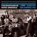 2枚組CD   THE SPONTANEOUS MUSIC ENSEMBLE   スポンティニアス・ミュージック・アンサンブル /  QUESTION  AND  ANSWER  1966