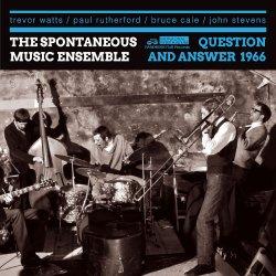 画像1: 2枚組CD   THE SPONTANEOUS MUSIC ENSEMBLE   スポンティニアス・ミュージック・アンサンブル /  QUESTION  AND  ANSWER  1966